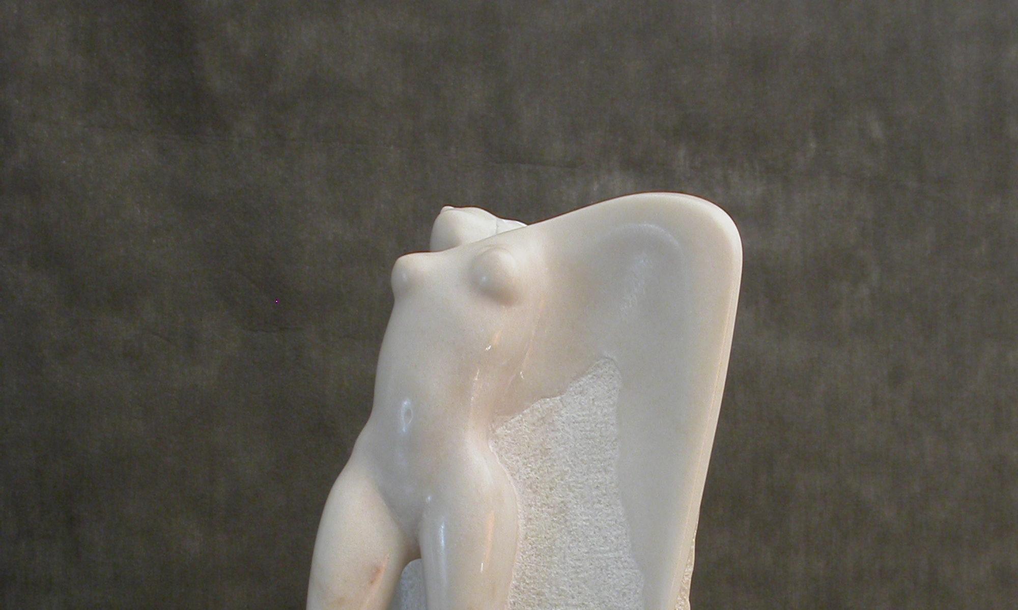 Elouni Janhaoui, sculpteur